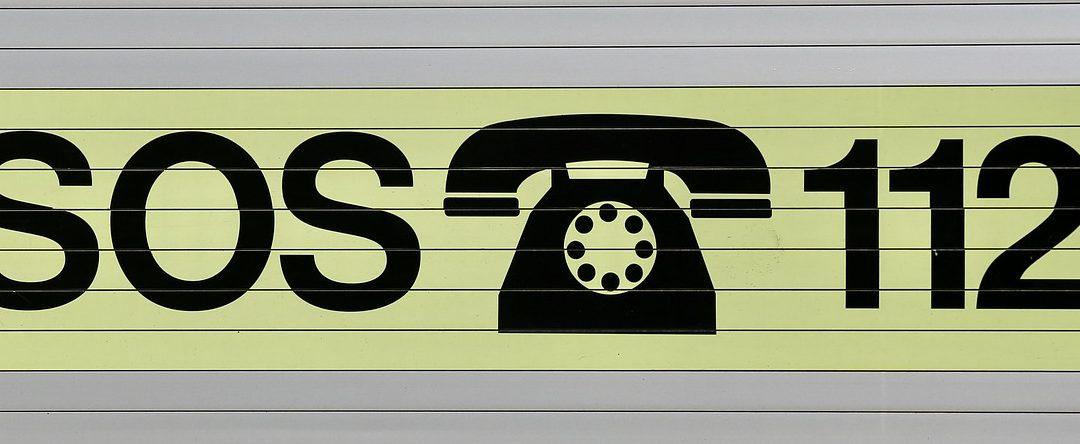 112 bellen: alarmeren kun je leren