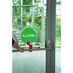 alarm voorziening voor nooddeuren