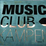 Music CLUB Kampen Impregneren