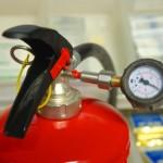 Druk-meten-brandblusser
