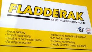 Tussenwand brandveilig maken bij Fladderak (referentie)