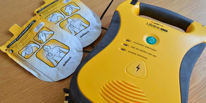 De Defibrillator