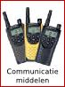 Communicatie, hoe en waarmee wordt er gecommuniceerd.