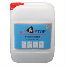 Alfastop voordeelverpakking brandvertragende vloeistof voor onbehandeld hout