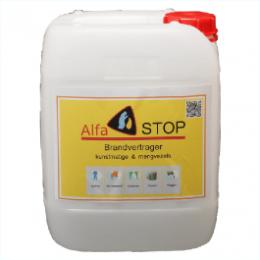 Brandvertragende vloeistof voor stoffen van kunst en mengvezels in voordeelverpakking
