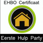 Eerste Hulp Party: Ehbo cursus bij u thuis!