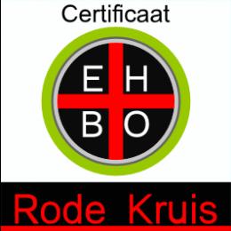 EHBO herhalingscursus Rode Kruis