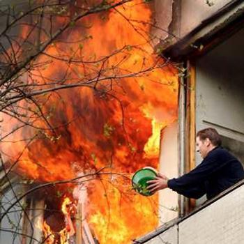 Brand en Vuur, de definitie van vuur.