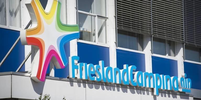 Plaatwerk impregneren bij Friesland Campina