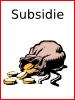 Subsidie, naam en link naar de instantie
