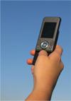 Implantaten opsporen met mobiele telefoons