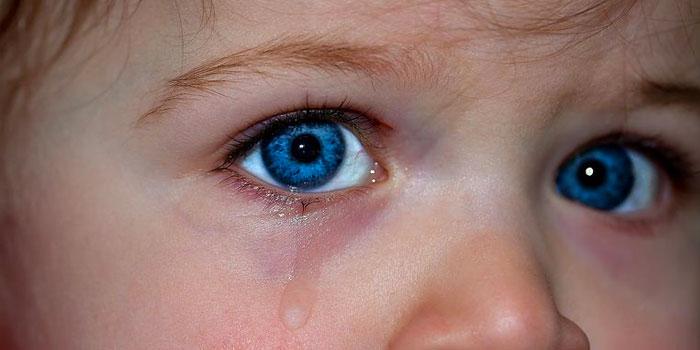 Wat is een oogspoeling?